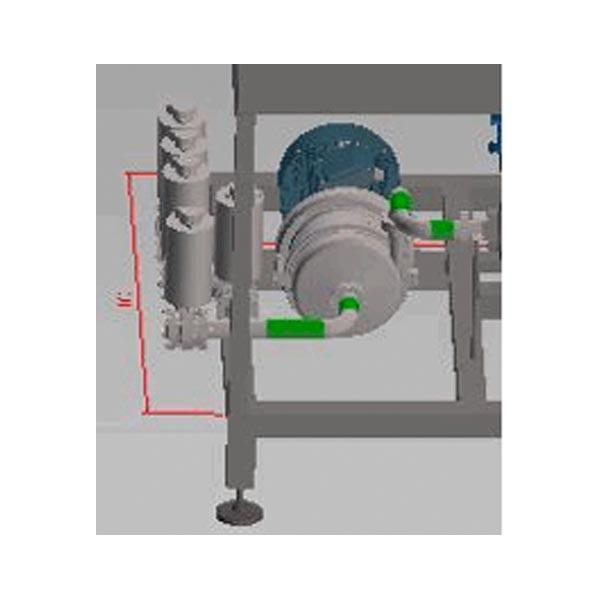 Sistema CIP Disposición de válvulas